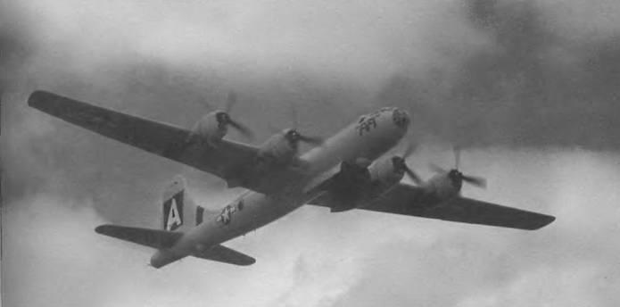 Боинг В-29 «Суперфортресс»