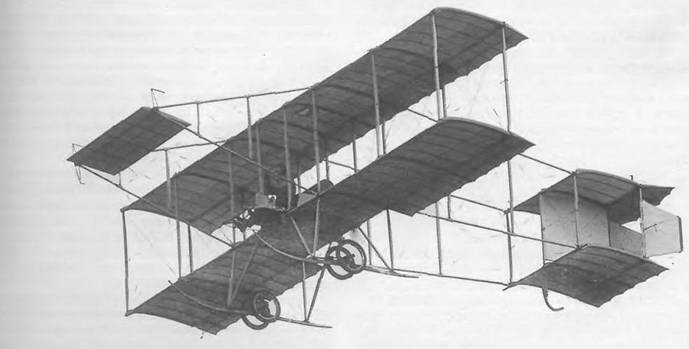 Самолет братьев Фарман