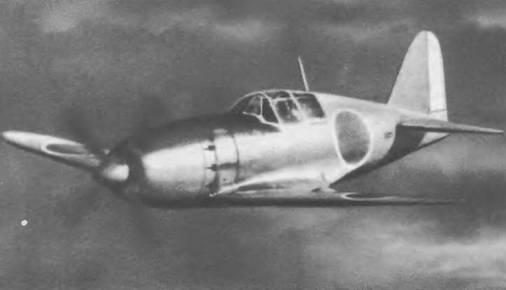 Мицубиси J2 «Райден»
