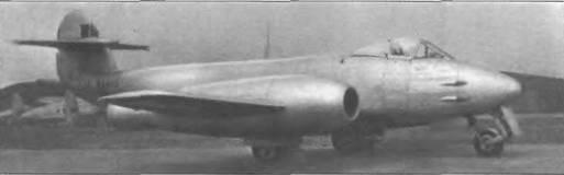 Глостер G 41 «Метеор»