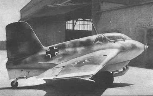 Мессершмитт Me 163 «Комет»