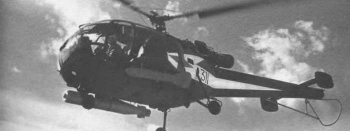 SA316A «Алуэтт» III