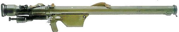 Рис.1. ПЗРК 9К32 «Стрела-2»