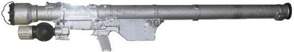 Рис.2. ПЗРК 9К32М «Стрела-2М»