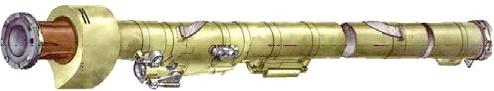 Рис.7. Пусковая труба 9П39