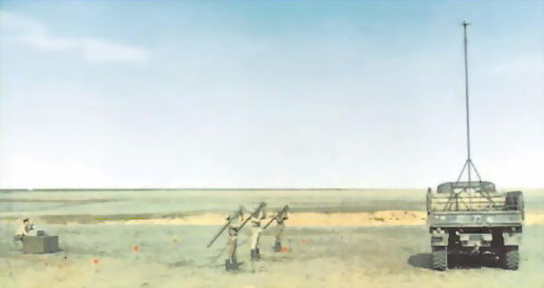 Рис.13. Унифицированный полевой тренажёр 9Ф635
