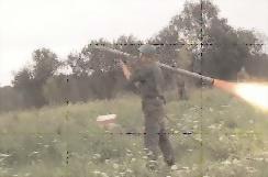 Рис.75. Тренировка стрелков-зенитчиков на УТК
