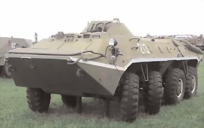 Рис.104. БТР-70