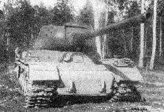 """Полигонные испытания ИС-5 (""""Объект 248""""). Лето 1944 г."""