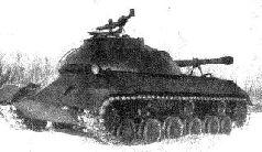 """Государственные испытания танка ИС-3 """"Кировец-1"""" (""""Объект 703""""). 1945 г."""