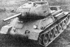 Рабочее место механика-водителя Т-43-11. Лето 1943 г.