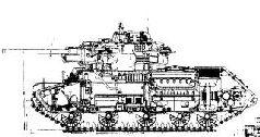 """Опытный образец танка ИС-2 (""""Объект 234""""). Весна 1943 г."""