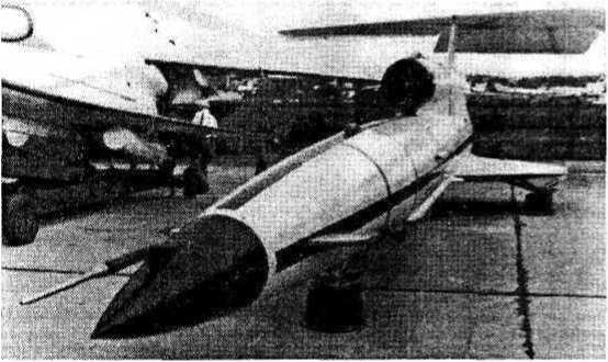 БПЛА «Стриж» (Ту-141)