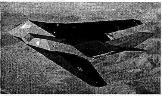 Тактический истребитель F-117 А