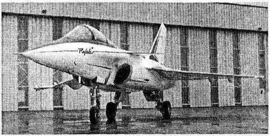 Истребитель «Рафаль»