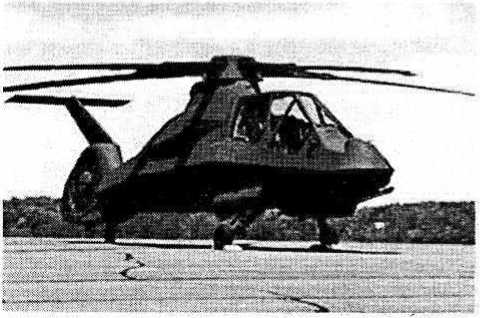 Разведывательно-ударный вертолет RAH-66 «Команч»