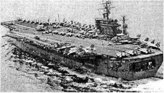Авианосец «Нимитц»: корабли этого типа будут строиться и в следующем веке