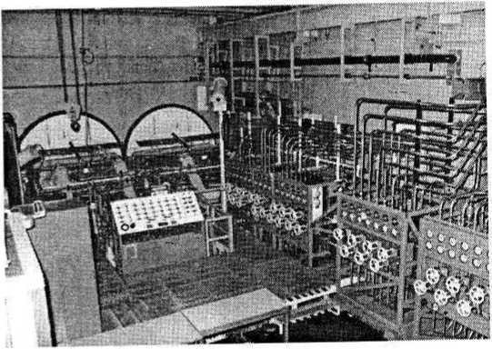 Экспериментальный газовый инфракрасный лазер MIRACL