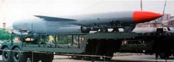"""П-35 (фото из книги """"Ракеты над морем"""")"""