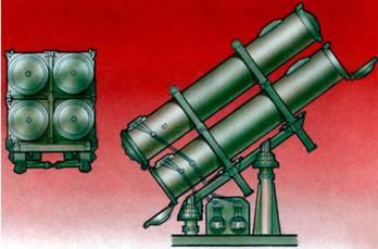 """""""Уран"""" (рисунок из журнала """"Военный Парад"""")"""