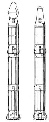 Р-36 с тяжелой ГЧ