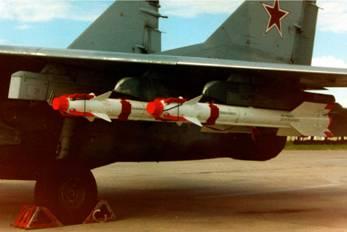 Р-73 (фото В.Друшлякова)