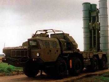 """С-300ПМУ-1 (фото из журнала """"Военный Парад"""")"""