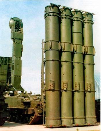 """С-300В (фото из журнала """"Военный Парад"""")"""