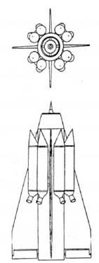 Схема УР-ВС