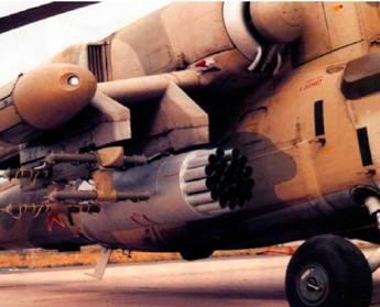 """НАР С-8 в контейнере Б8В20 (фото из журнала """"Военный Парад"""")"""