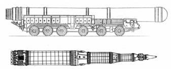 """Ракетный комплекс """"Темп-2С"""""""