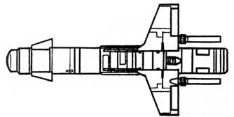Схема ракеты ЗИП