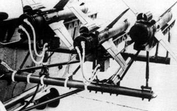 """""""Фаланга"""" на вертолете Ми-2"""