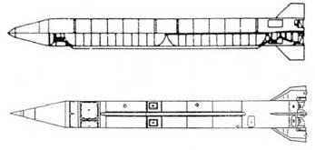 Комплекс Р-17 с ракетой 8К14