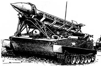 """Мобильный ракетный комплекс """"Марс"""""""