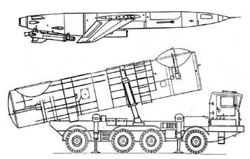Ракета и ПУ ФКР-2