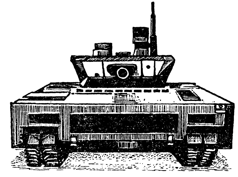Вариант танка FMBT
