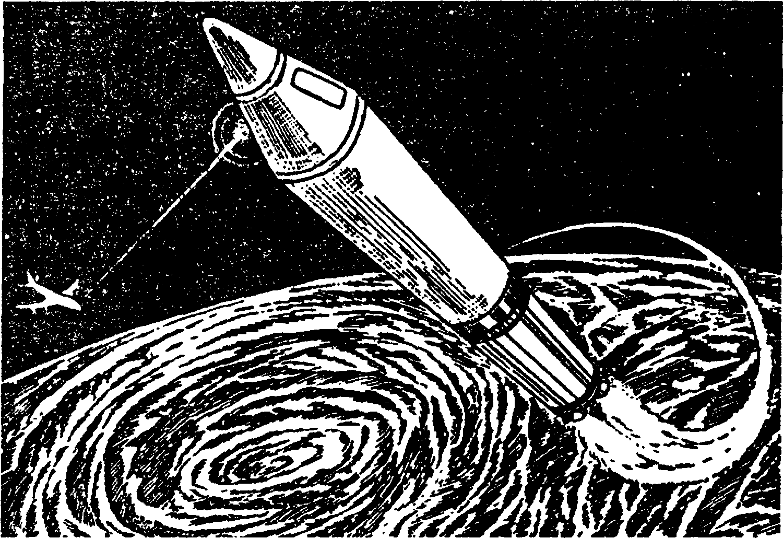 Поражение ракеты посредством лазера, установленного на самолете