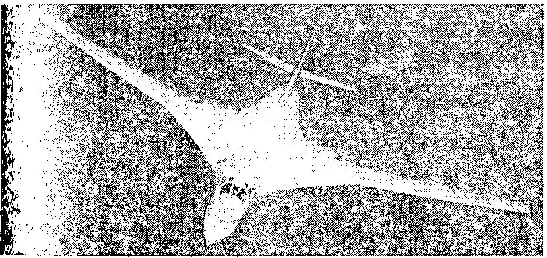Стратегический сверхзвуковой бомбардировщик Ту–160
