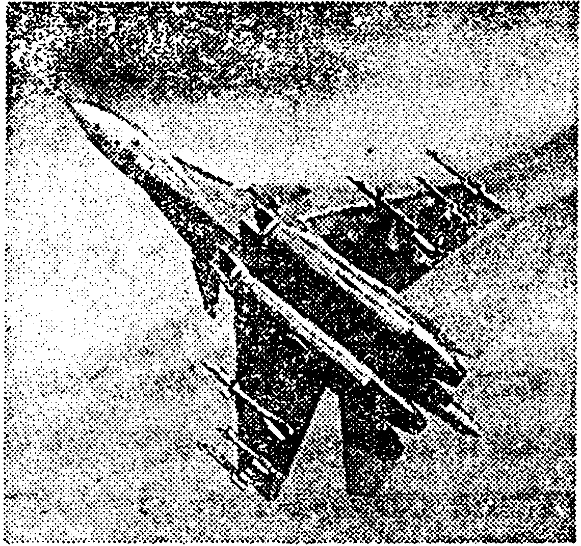 Фронтовой бомбардировщик Су–34