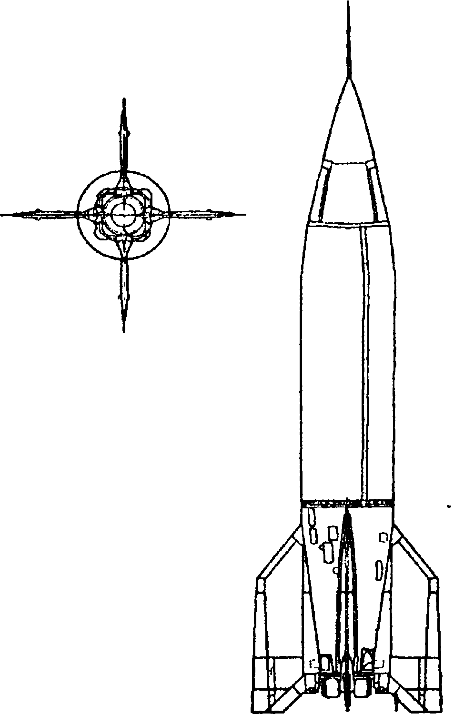 """Ракета""""Фау–2"""""""