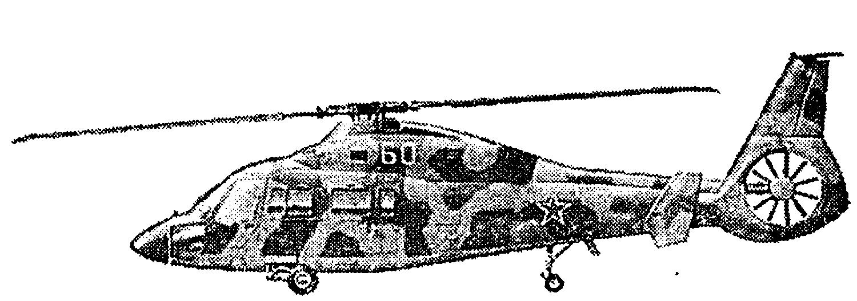 """Вертолет Ка–60 """"Касатка"""""""