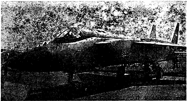 Перспективный истребитель вертикального взлета и посадки Я к–141