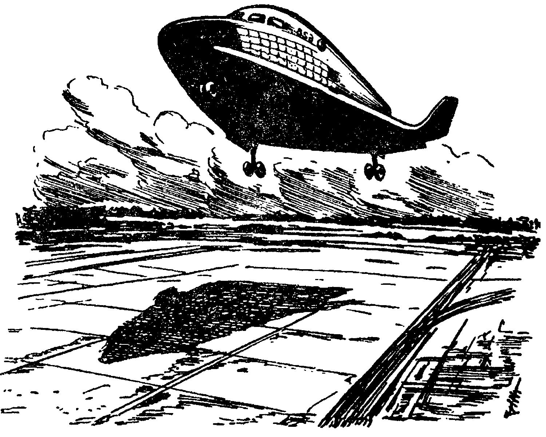 Космический самолет будущего, возможно, обойдется практически совсем без крыльев