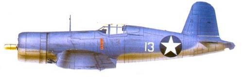F4U-1 Кеннета А. Уэлша, Мунда, август 1943г.