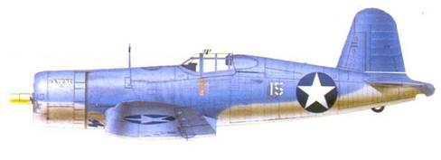 F4U-1 Джеймса Н. Каппа, Мунда, сентябрь 1943г.