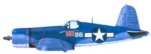 F4U-1A Грегори Бойингтоуна, Велла-Лавелла, декабрь 1943г.