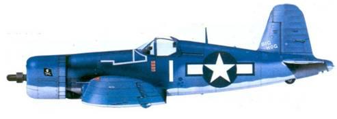 F4U-1A Джона Т. Блэкбарна, Ондонга, ноябрь 1943г.