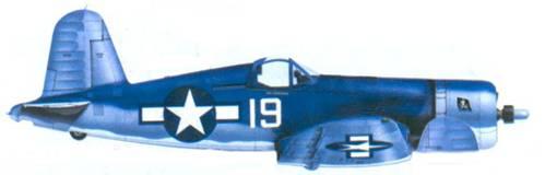 F4U-1A Пола Кордрэя, Ондонга, ноябрь 1943г.