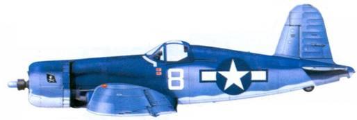 F4U-1A Эрла Мэя, Бугенвиль, май 1944г.